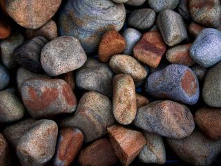 обои Морские камешки фото