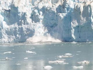 обои Айсберг на солнце фото