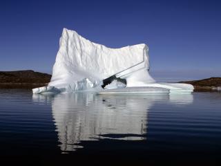 обои Арочный айсберг фото