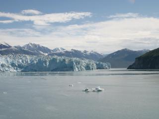 обои Вид северной природы фото