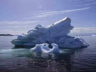 обои Воды Арктики фото