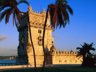 обои Белен башня Португалии фото