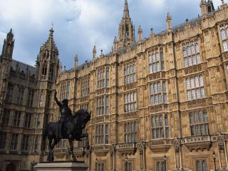 обои Вестминстерский лондонский дворец фото
