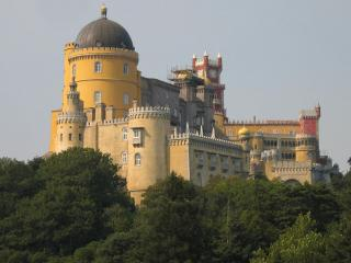 обои Дворец Пена фото