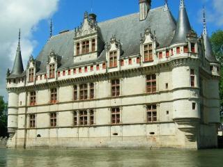обои Замок Азай-ле-Ридо фото