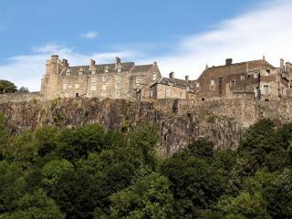 обои Замок Стерлинг в Шотландии фото
