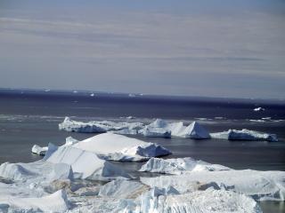 обои Ледяные осколки фото