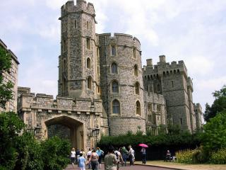обои Виндзорский замок фото