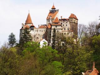 обои Замок Бран фото