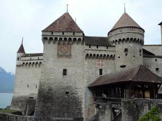 обои Шильонский замок фото