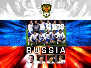 обои Сборная России по футболу фото