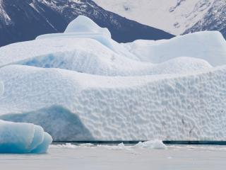 обои Рифленый айсберг фото