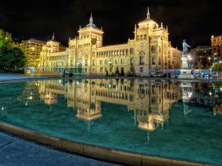 обои Замок в испании фото