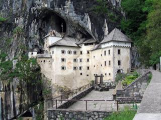 обои Замок в словении фото