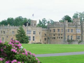 обои Замок лидс летом фото