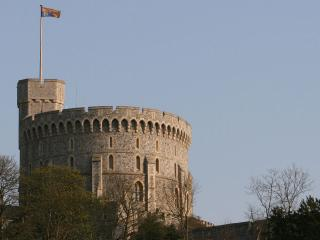 обои Виндзорский замок резиденция королевы англии фото