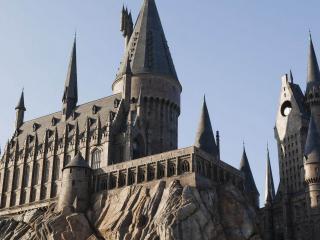 обои Волшебный мир Гарри Поттера фото
