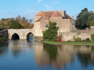 обои Замок в лидсе,   англия фото