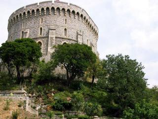 обои Замок виндзорский фото
