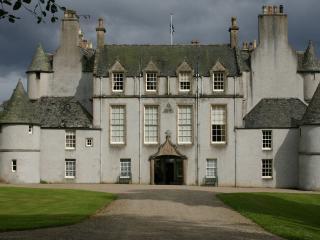 обои Лейт зал,   Хантли в шотландии фото
