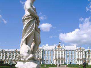 обои Екатерининский дворец фото