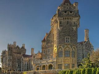 обои Замок Casa Loma в Торонто фото
