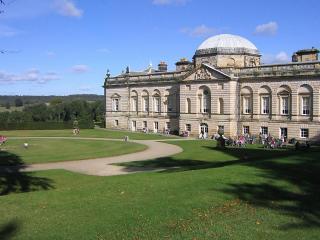 обои Замок Говард,   Англия фото