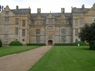 обои Замок садели в англии фото