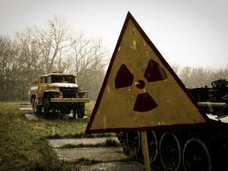 обои Чернобыль  зона фото