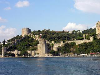 обои Румельская крепость в стамбуле фото