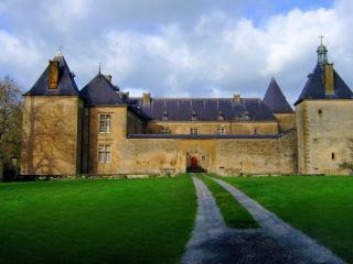 обои Средневековой замок фото