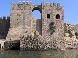 обои Стены старинного укрипления фото