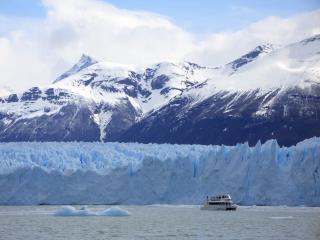 обои Пароход в северных водах фото