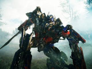обои Из фильма Transformers 2 фото