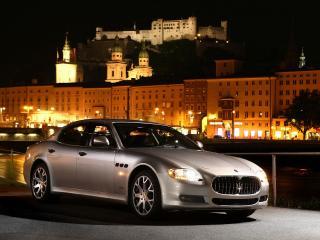 обои Мазерати - Maserati Quattroporte S фото