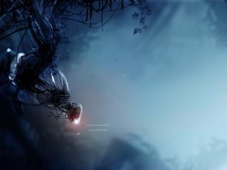 обои Portal 2,   глаша монстр фото