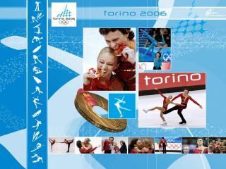 обои Турин2006. Олимпийские игры в Торино. Фигурное катание фото