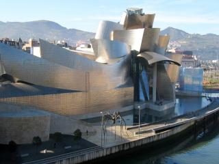 обои Странное архитектурное сооружение фото