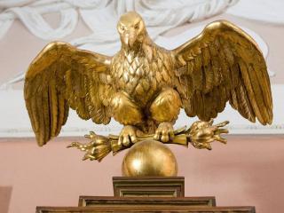 обои Золотой орёл фото