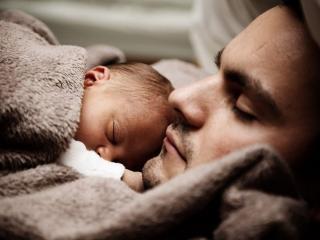 обои Сон - Нежность фото