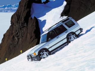обои Land Rover Discovery фото
