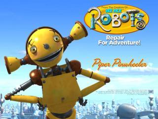 обои Роботы (Robots) - Piper фото