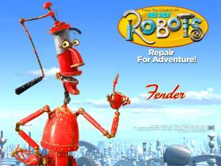 обои Роботы (Robots) - Zender фото