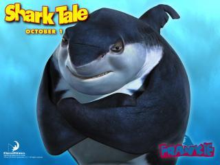 обои Подводная братва (Shark Tale) фото