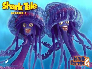 обои Подводная братва (Shark Tale) - медузы фото