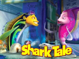 обои Подводная братва (Shark Tale) - две рыбки фото