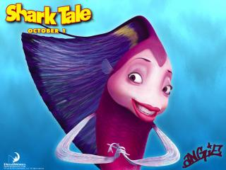 обои Подводная братва (Shark Tale) - симпатяшка фото