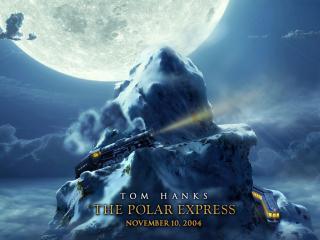обои Полярный экспресс (The Polar Express) фото