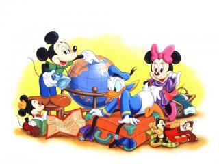 обои Мультфильмы Walt Disney фото