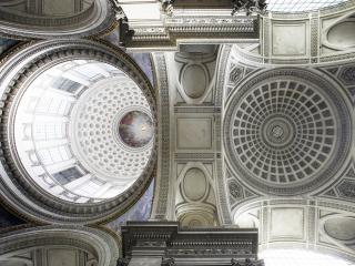 обои Архитектурные своды здания фото